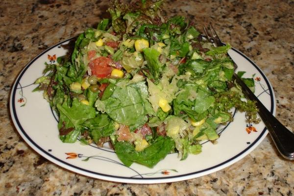 Day 5 Salad