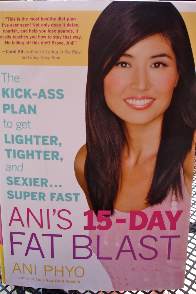 Starting Ani's 15 Day Fat Blast Tomorrow