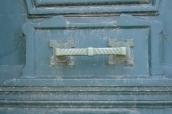 Cherbourg, France Door Handle