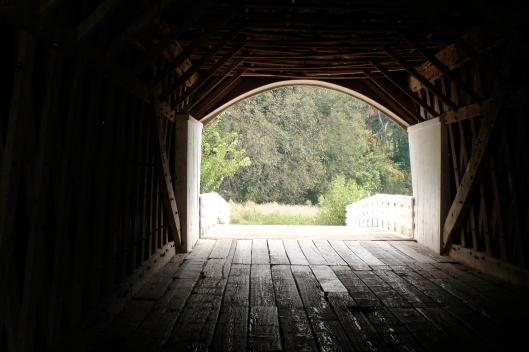 Covered Bridge in Madison County, IA