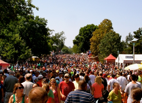 Beyond masses of people at our Great Minnesota Get Together (Code for State Fair)