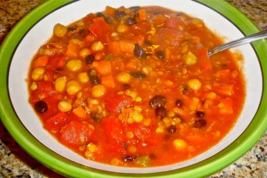 Chili Bean Vegan